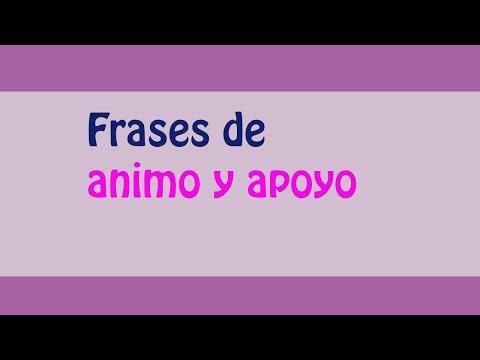 Frases De ánimo Y Apoyo Top 2020 Frases De Amistades