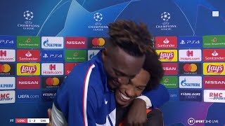 Willian and Tammy Abraham react to 39massive39 Chelsea victory vs Lille