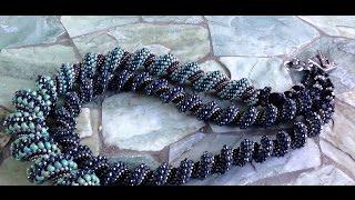 Spiral Path Necklace