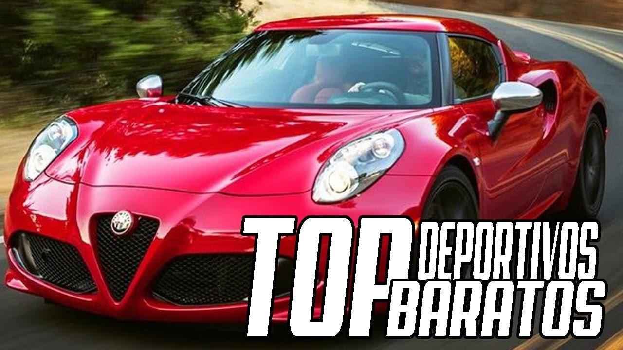 Top 10 Autos Deportivos Mas Baratos Y Economicos Whatthecar Youtube