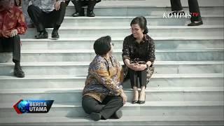 Ketika Cara Perkenalan Kabinet Jokowi Jadi Sorotan