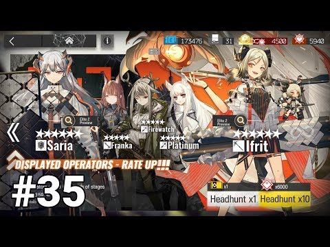 Gacha Ifrit Banner | Arknights Indonesia #35