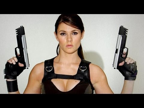 10 BEST FEMALE ACTION STARS of ALL TIME w/