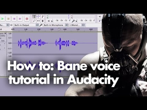 jigsaw voice tutorial in audacity doovi. Black Bedroom Furniture Sets. Home Design Ideas