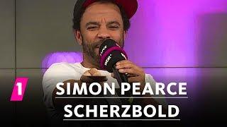 Simon Pearce: Scherzbold