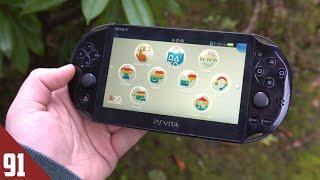 Using the PS Vita... 8 years later
