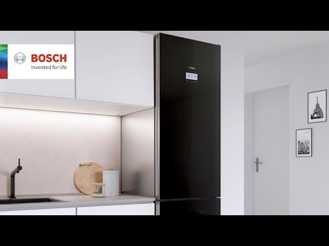 Bosch Serie | 6 Fridge Review and Demo