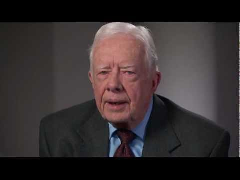 Wiping Out Disease - Jimmy Carter Intervew With Cenk (Pt 1)