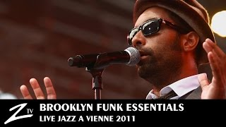 Brooklyn Funk Essentials - LIVE - Zycopolis TV
