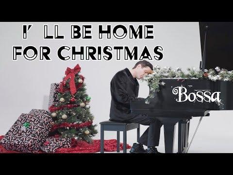 Jacob Koller - I'll Be Home For Christmas - Jazz Bossa Nova Piano Cover