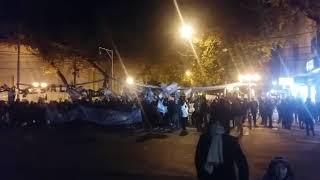 Marchas a favor y en contra del aborto en Mendoza