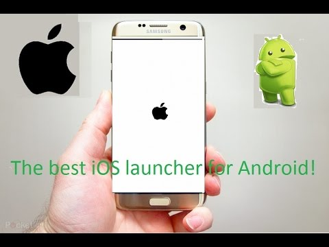 The Best IOS Launcher For Android
