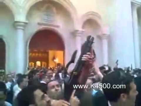 Вот потенциальная АСАЛА   Воины Христа возле Армянской Церкови ПАСХА