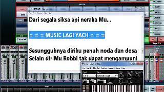 Download QASIDAH ROBBI WAFIQ AZIZAH KARAOKE Mp3