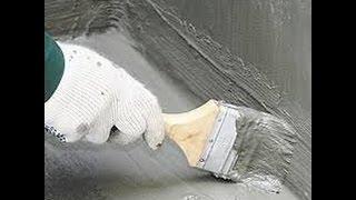 видео Цементная штукатурная сухая смесь в мешках по 50 кг