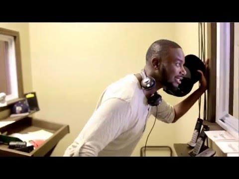 Eminem records 'Kim' with Dr. Dre (parody)
