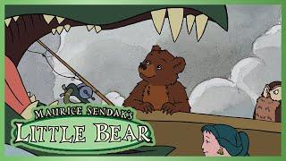 Little Bear | Moonlight Serenade / Caterpillars / Goblin Night - Ep. 43