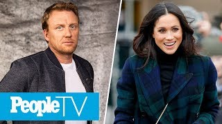 Meghan Markle Invites Hillary Clinton To Frogmore Cottage, Kevin McKidd Joins Us LIVE | PeopleTV