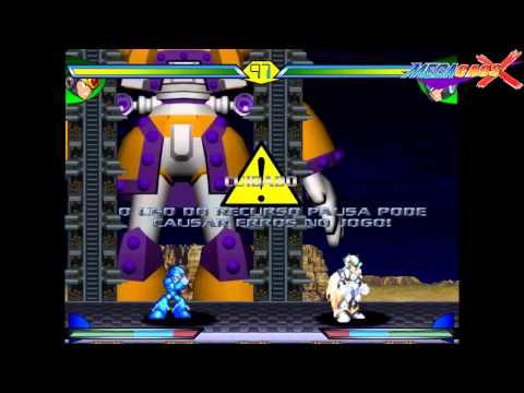 Caos juega Megaman X Rush to Battle