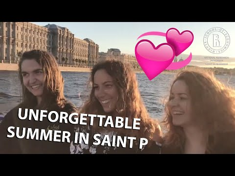 Saint Petersburg HSE Summer School