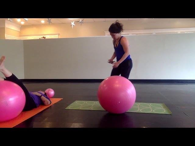 Miss Elizabeth Ballet Stronger 5/5