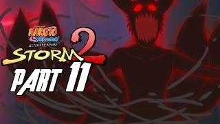 Naruto Shippuden: Ultimate Ninja Storm 2 - Walkthrough Part 11, Gameplay Xbox 360