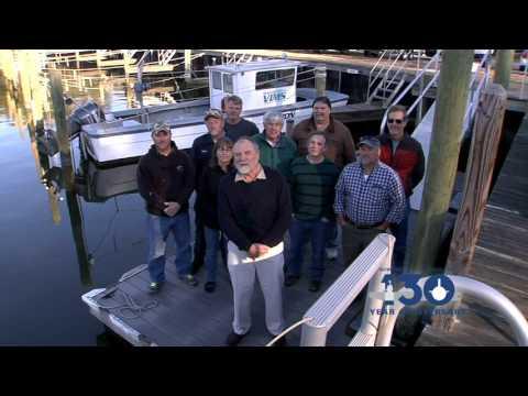 VIMS Celebrates Newport News Shipbuilding