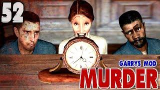 A MAGICAL CLOCK?! (Murder: Garry