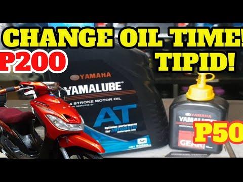 CHANGE OIL TIME TIPID AKO - YAMAHA MIO SPORTY