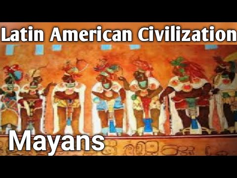 Latin American Civilizations || Mayan Civilization || Inkas Civilization