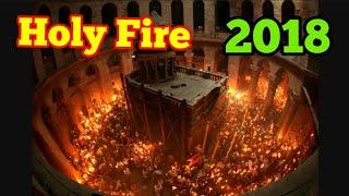 Holy Fire Jerusalem 2018 and Rebirth of Cristian Civilization