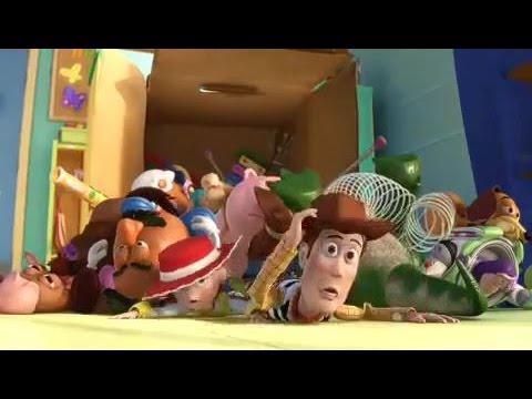 Oyuncak Hikayesi 3 / Toy Story 3 (2010) Türkçe Dublajlı 1. Fragman - Disney Pixar Filmi