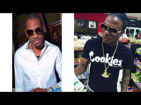 Masicka ft Bounty Killer - Top Rank (Dancehall Bully Riddim) - November 2016