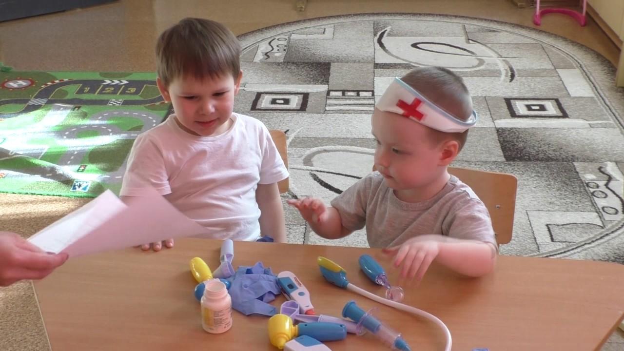 Консультация детского врача в туле