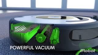 irobot roomba 614 robotic vacuum cleaner demo Reviews