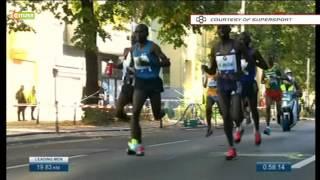 Video Kenyans win Berlin Marathon download MP3, 3GP, MP4, WEBM, AVI, FLV September 2018