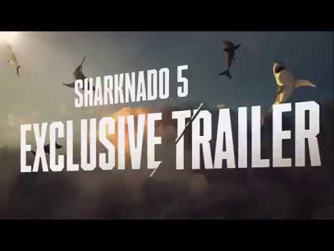 Download Sharknado 5: Global Swarming Trailer #1 (2017)