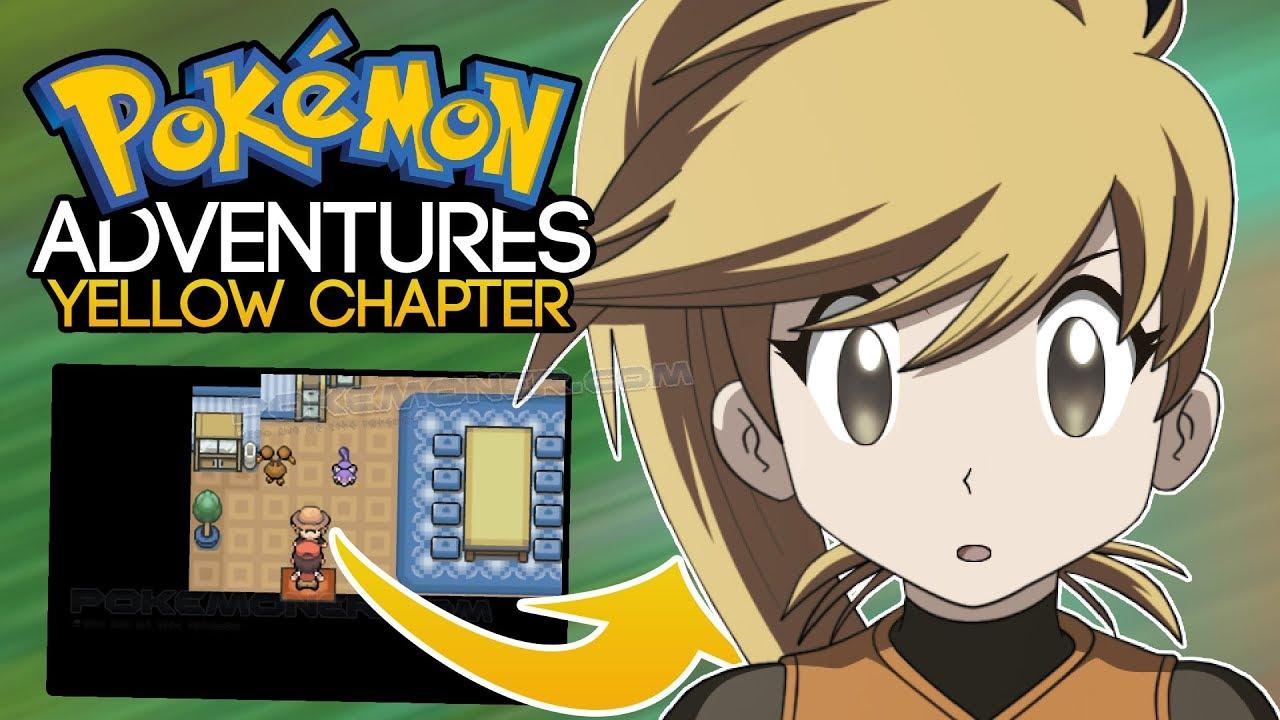 Pokemon adventure red beta 12