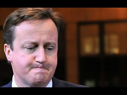 David Cameron's awkward leadership gaffes - in 60 seconds