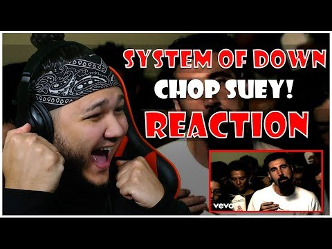 🎤 Hip-Hop Fan Reacts To System Of Down - Chop Suey! 🎸