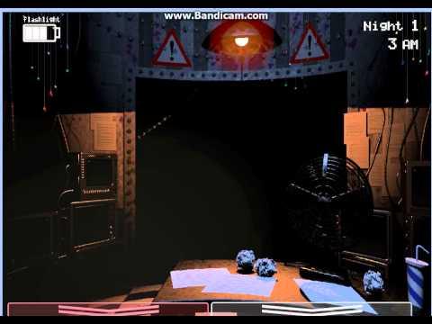 FNaF 2 Gameplay Part 1 - YouTube  Fnaf 3 Gameplay
