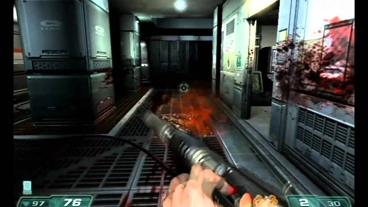 Doom3 Mod: Realistic Weapons v7