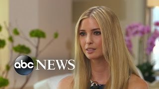Ivanka Trump Fears for Her Dad