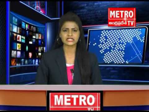 Pennar isnapur metro TV news