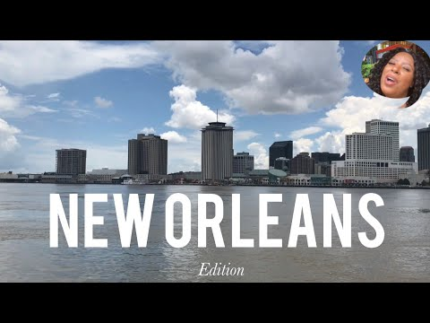 Best Places To Eat In New Orleans | Food and Travel Vlog 2017