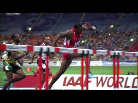 Moscow 2013 - WCH Moscow 2013 - 110m Hurdles Men - Final