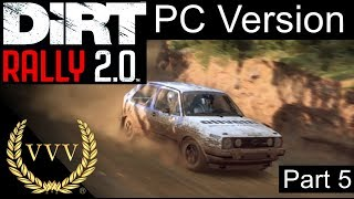 Dirt Rally 2.0 Part 5: PC Gameplay New Zealand