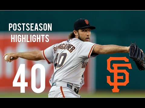 Madison Bumgarner | 2014 Postseason Highlights