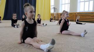 """Тренировки """"Путь к успеху"""" Художественная гимнастика"""