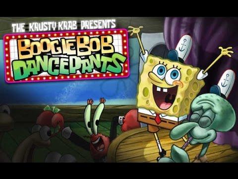 Spongebob Squarepants Boogiebob Dancepants - Cartoon Movie ...